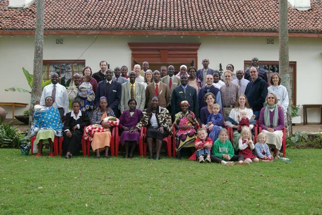 maasai ministry team