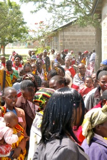 Maasai Women's Ministry