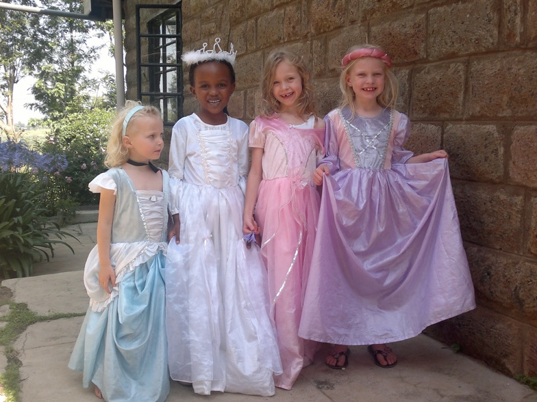 New Year's Eve Princesses