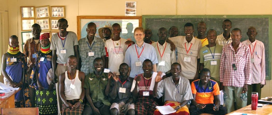 TBTI class:  May 2012