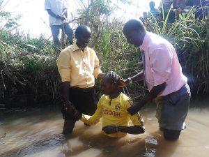 DTS baptism