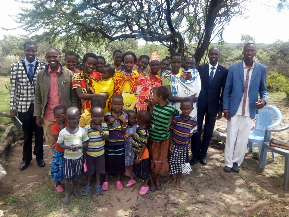 new church plant: Oltarakwai CCC